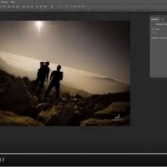 Adding Keywords to Images and Photos using Photoshop CC 2017