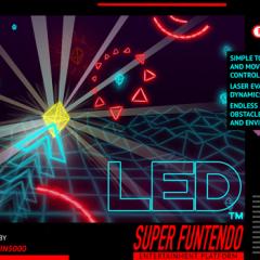 LED – Laser Evasion Dynamics