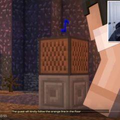 Minecraft Story Mode Season 2 Episode 3 DanTDM Playing