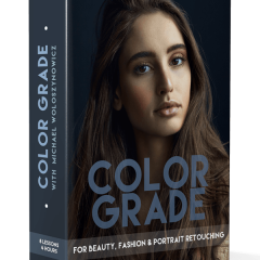 How to Color Grade in Photoshop Video Tutorial & Learning